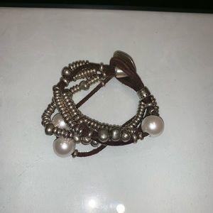 Uno de 50 costume bracelet